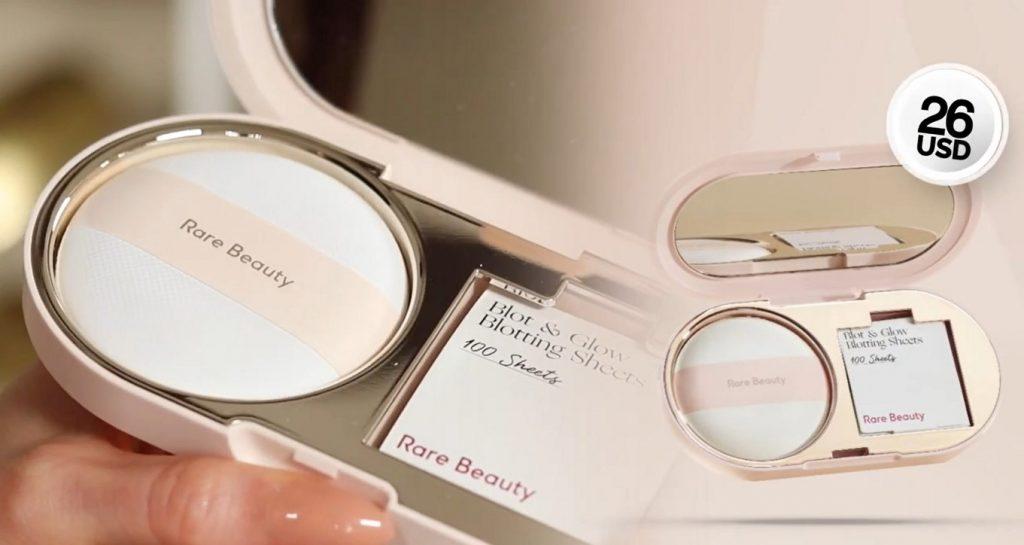 ¡Conoce Rare Beauty! La nueva línea de productos de Selena Gómez de la mano de Rosy McMichael estuche de doble compartimiento