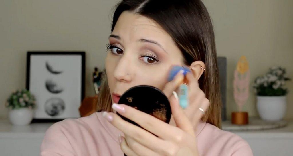 Maquillaje para el día probando productos Mary Kay ¡Nanu Makeup quedó impactada! Aplicar y difuminar la base