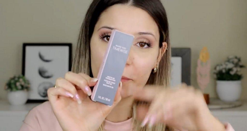 Maquillaje para el día probando productos Mary Kay ¡Nanu Makeup quedó impactada! Base Time Wise