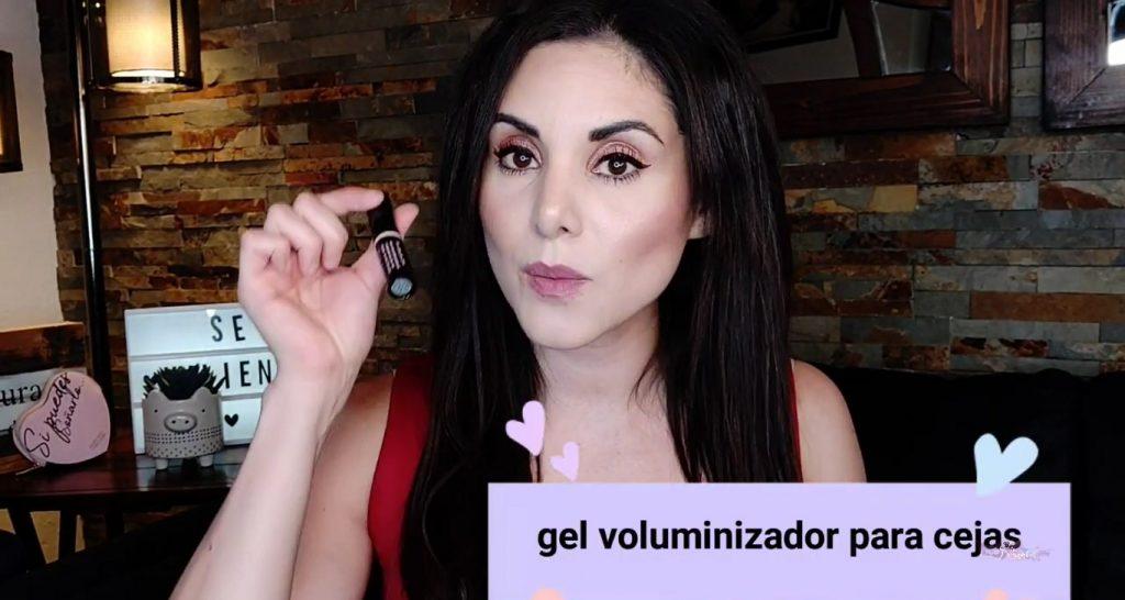 Como maquillar tus cejas en solo dos minutos con productos Mary Kay Gel Voluminizador para cejas