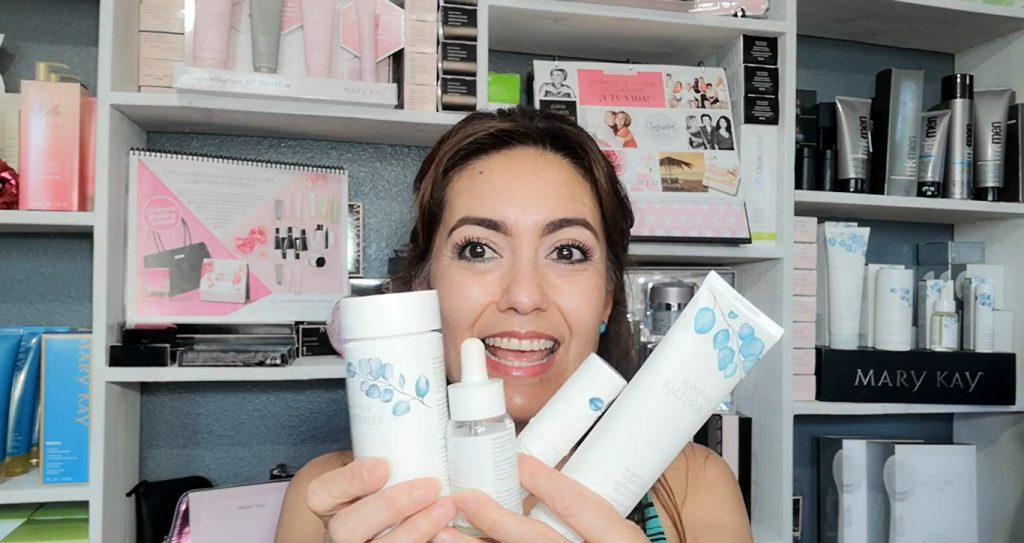 Conoce Mary Kay Naturally, lo mejor para el cuidado de la piel Línea compuesta por 4 productos