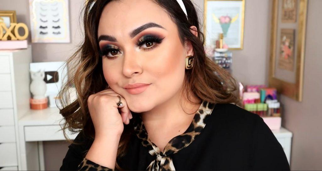 Maquillaje de noche solo con Mary Kay ¡Tutorial! De la mano de Monika Sanchez Resultado final