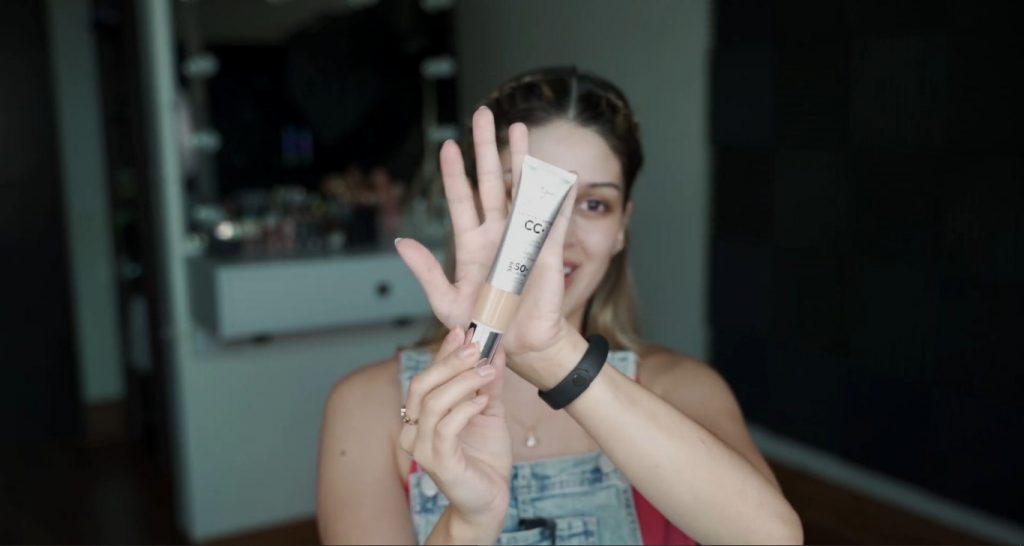 Maquillaje para principiantes paso a paso con Mariana Zambrano CC Cream