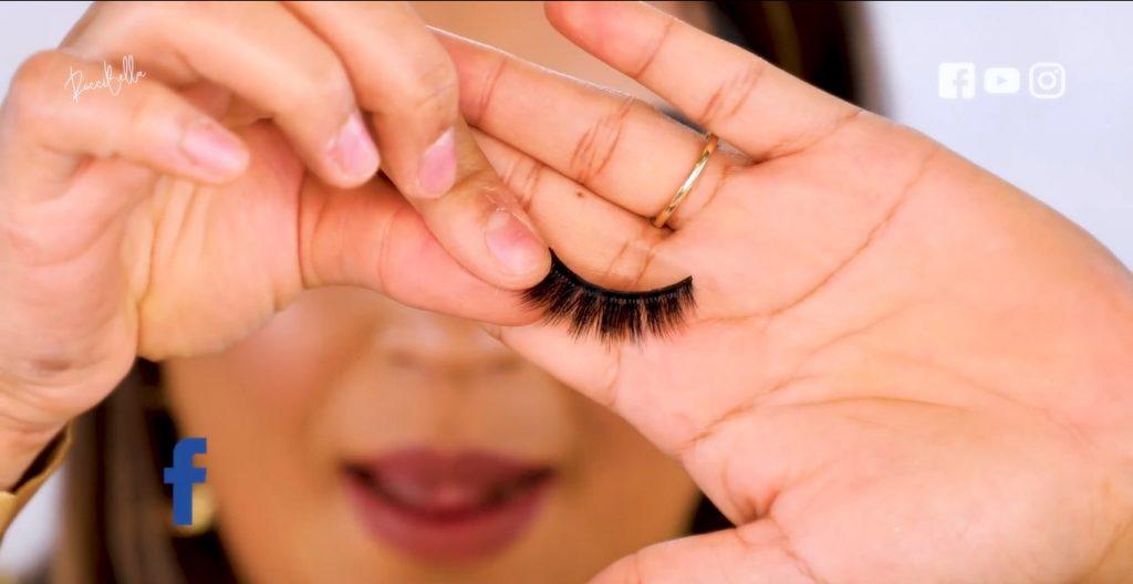 Aprende a aplicar las sombras para un maquillaje de noche, de la mano de Roccibella pestañas postizas para párpado caído