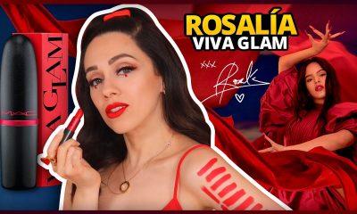 ¡Rosalía y MAC! Viva Glam, descubre de la mano de Rosy McMichael porqué este labial es tan famoso