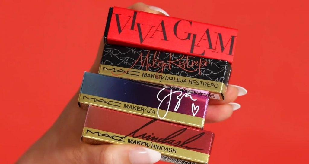 Rosalía y MAC ¡VIVA GLAM! Descubre de la mano de Rosy McMichael porqué este labial es tan famoso Comparando con otras presentaciones de MAC