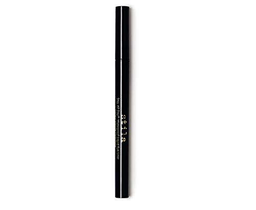 Stila estar todo el día líquido impermeable Delineador de ojos, negro intenso 0,5 ml