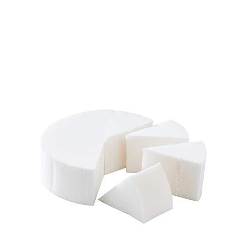 Sibel látex profesional maquillaje esponjas, triángulos/cuñas, juego de 8