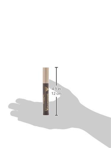L'Oréal Paris Volumissime Carbone X5 Máscara de Pestañas, Color Negro - 19 g