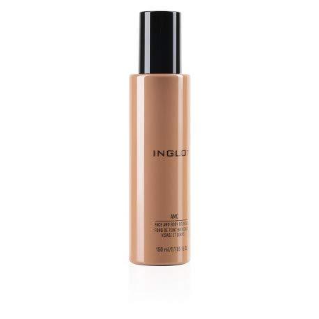 Inglot AMC Bronceador facial y corporal, un excelente bronceador para rostro y cuerpo, 150 ml: 92