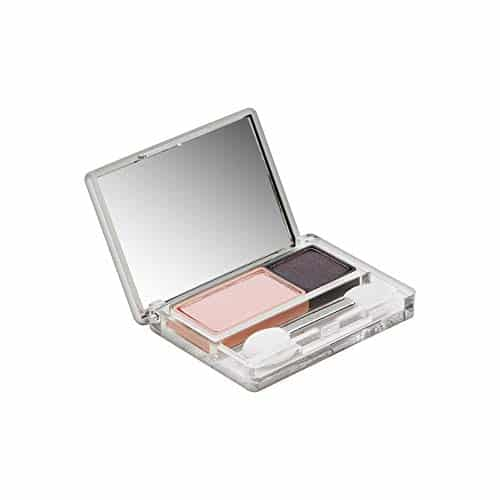 Clinique All About Shadow Duo Sombra de Ojos, Tono 15 Uptown Downtown - 2.2 gr