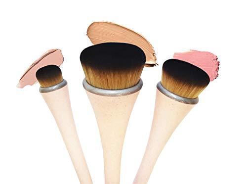 Ecotools 360 ultimate blend - kit de brochas para rostro 21 g