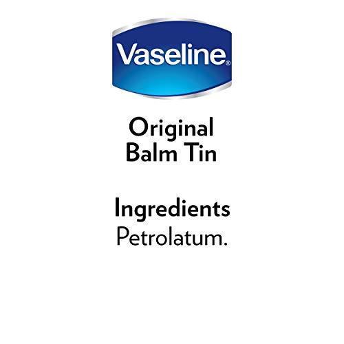 Vaseline Bálsamo Labial Original Lata 20 grs