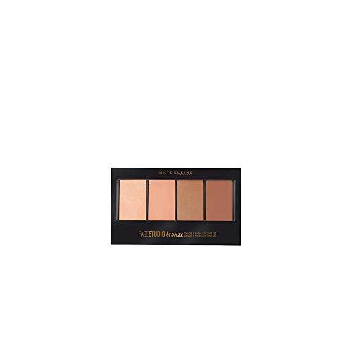 Maybelline New York Master Bzonze - Paleta de Maquillaje de Bronceadores e Iluminadores