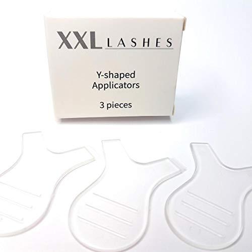 Juego de Lash Lift de XXL Lashes, juego de levantamiento y permanente de pestañas, No. 1 más vendido, tiempo de aplicación 2-5 min, juego de 10 piezas para 12-15 aplicaciones, incluye un manual