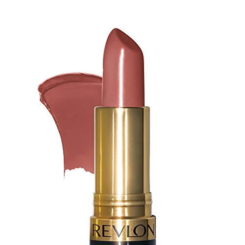 Revlon Super Lustrous, Pintalabios, Tono 130 (Rose Velvet), 3.7 g