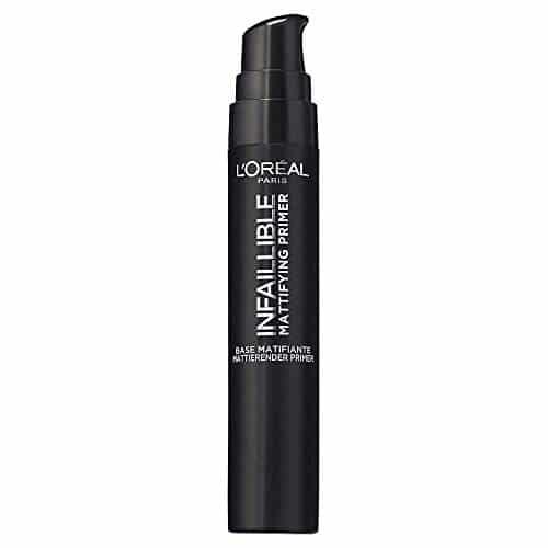 L'Oréal Paris Infallible, PreBase de Maquillaje Matificante 24h, Tono 01 The Shine Killer