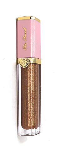 Too Faced Rich & Dazzling - Brillo de labios brillante
