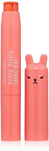 Tony Moly–Labios niedliches–Petite Bunny Gloss–Naranja 06–Labio Color–Lippenstift