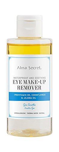 Alma Secret Desmaquillante de Ojos Suave con Provitamina B5, Flor de Aciano & Jojoba - 150 ml