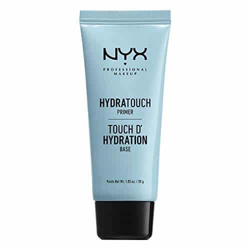 NYX Professional Makeup - Prebase de Maquillaje Hydra Touch con Propiedades Hidratantes, para Pieles Secas y Reactivas - 30 g