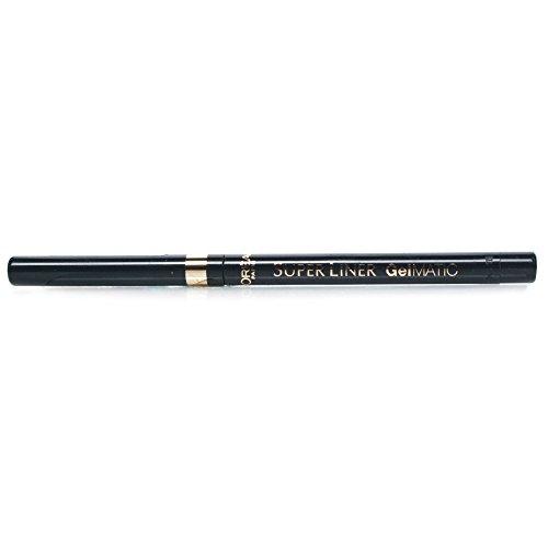 L'Oreal Paris Make-up Designer 43958 - Delineador, tono 001 Negro, 12 ml