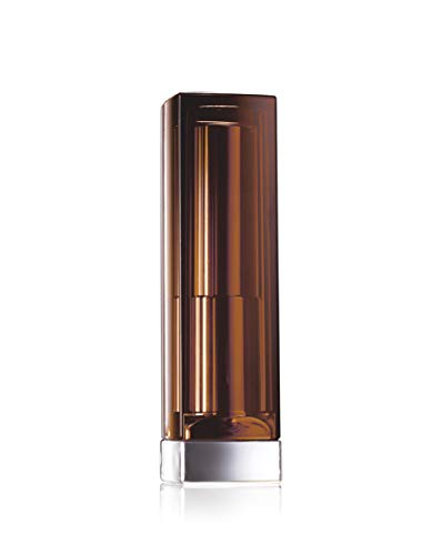 Maybelline New York - Color Sensational, Pintalabios Hidratante, Tono 755 Toasted Brown