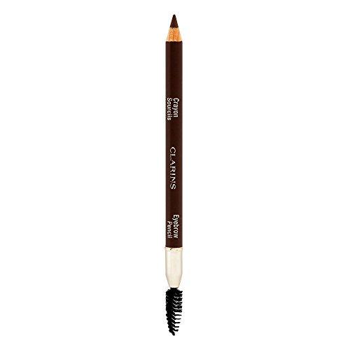 Clarins Crayon Sourcils - Lápiz para cejas, color 02-light brown, 3 gr