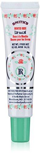 Rosebud Perfume Co. Smith Bálsamo Labial En Tubo Menta 0.5oz (14.2 g)