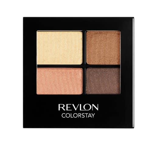 Revlon de sombra de ojos Cuarteto ColorStay N ° 520Brazen 4,8grams