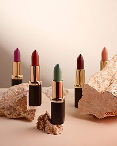 L'Oreal Paris Color Riche Mate Pintalabios Mate Nude 654 Bronze Sautoir