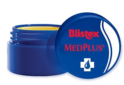 Blistex MedPlus Lip Repair, bálsamo labial con SPF 15 para protección durante todo el año, 7 ml