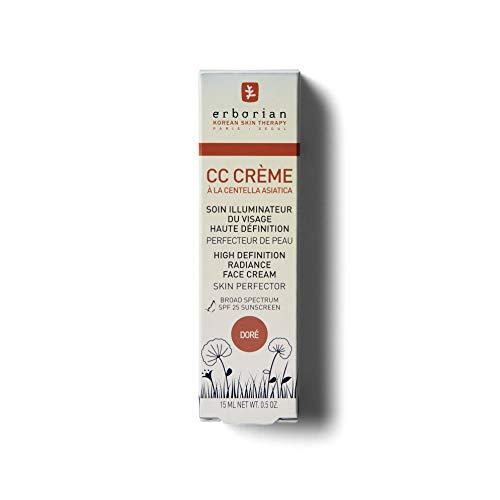 Erborian- Cc cream Doré scentella - 15 ml