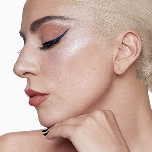HAUS LABORATORIES By Lady Gaga: EYE ARMOR KIT | Delineador De Ojos Negro Líquido Y Punta De Fieltro Preciso Y Flexible, Y Pegatinas De Punta De Ala, Para Un Look Con Alas De Larga Duración