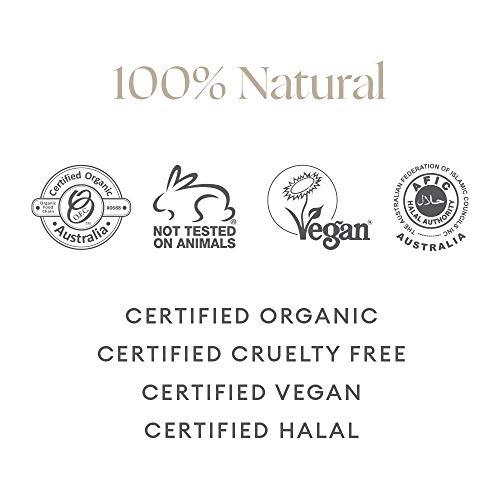 Inika orgánico certificado BB Crema, miel