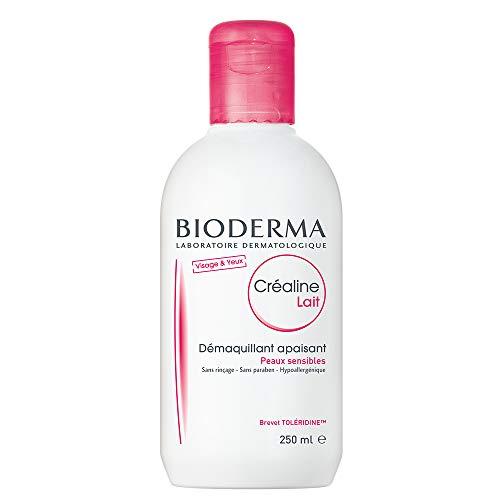 Bioderma Crealine Leche Desmaquillante Visage & Ojos 250 ml