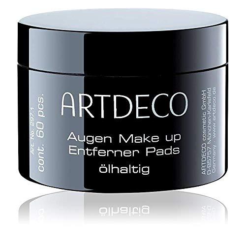 Artdeco Discos Desmaquillantes Ojos Con Aceite 60 Uds 1 Unidad 1600 g