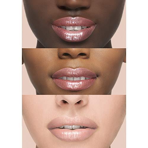 L'Oréal Paris Color Riche Plump & Shine, Barra de Labios Brillo y Volumen, Coconut Plump Tono Nude