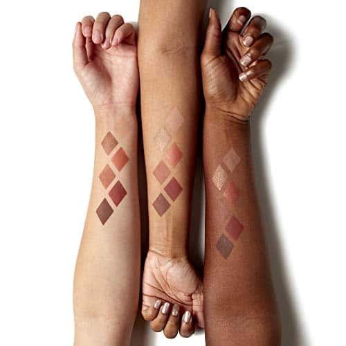 Nyx Professional Makeup - Paleta de Sombras de Ojos - Ultimate Edit Petite Shadow - Paleta de Sombras de Ojos - Ultimate Edit Petite Shadow - Warm Neutrals