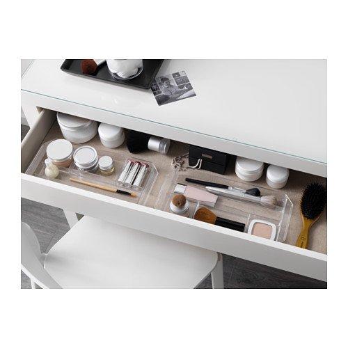 IKEA MALM tocador maquillaje joyas mesa blanco 102.036.10