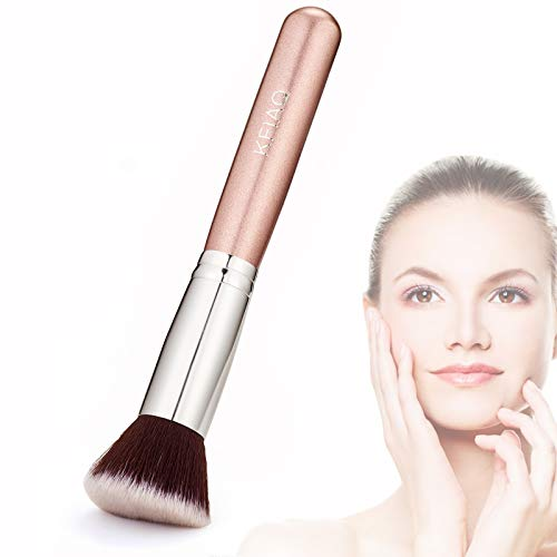 PHOERA 30ml Bases de maquillaje Correctores Líquido Concealer (Nude & Buff Beige) con 6ml Makeup Face Primer & Pincel de Maquillaje
