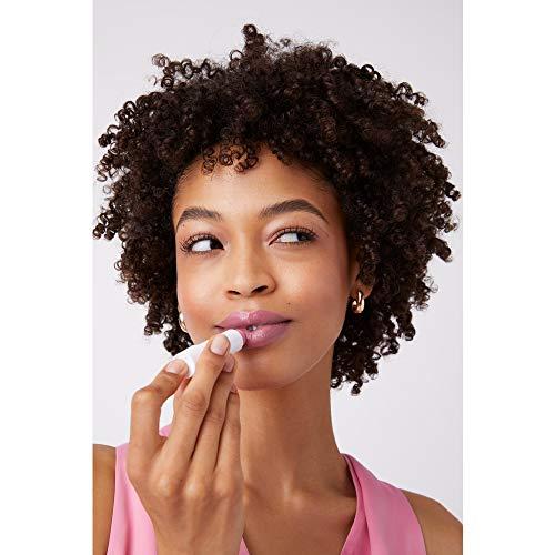 Liposan Soft Rosé, bálsamo labial rosa, cacao de labios para un brillo suave y luminoso, bálsamo hidratante para unos labios sedosos e hidratados - 1 x 4.8 g