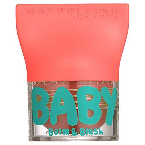 Maybelline New York Bálsamo labial Baby Lips Blam & Blush 1 Innocent Peach