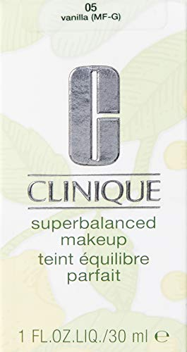 Clinique Superbalanced 16545 - Base de maquillaje, 05 VANILLA, 30 ml