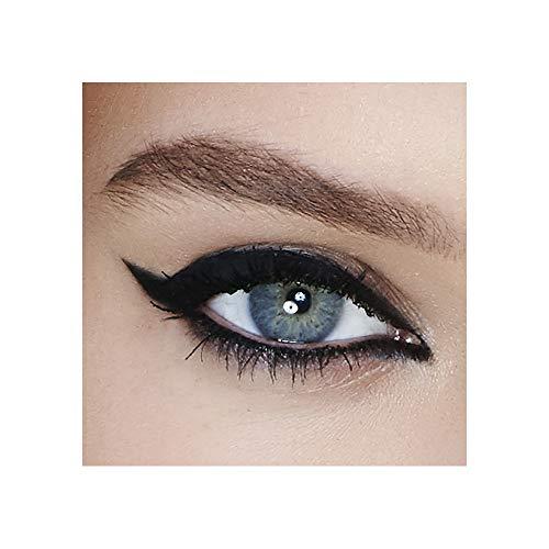 MAYBELLINE Master Ink lápiz de ojos 10 Charcoal Black Matte