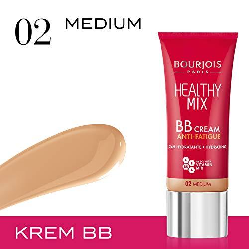 Bourjois Healthy Mix Bb Cream Base de Maquillaje Tono nr.02 - 30 ml