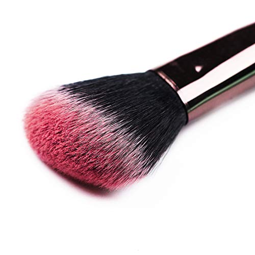 Real PerfectionReal Perfection Juego de brochas de maquillaje, 15 Count, Rosado, 15.00[set de ]