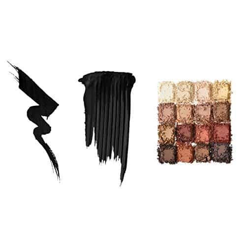 NYX Professional Makeup Kit de Maquillaje de Ojos, Incluye Mini Máscara de Pestañas, Eyeliner y Paleta de Sombras de Ojos
