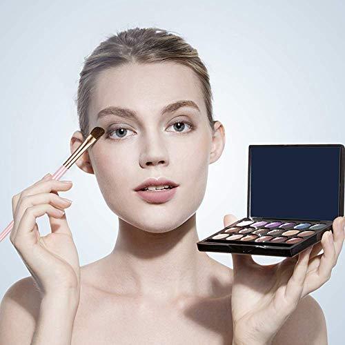 ENERGY - Juego de brochas de maquillaje para ojos (10 unidades)