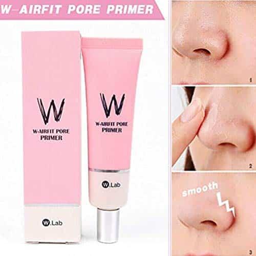 Per-Trading Airfit Prebases de Mauillaje Facial Correctores de Imperfecciones Bases para Corrección de Poros Cosméticos Maquillaje de Larga Capcidad